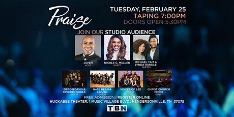 TN - Javen w/Nicole C. Mullen, Michael Tait & Lynda Randle, Geron Davis & Kindred Souls, Nate Bean & 4Given, Christ Church Choir and The Voices of Lee tickets