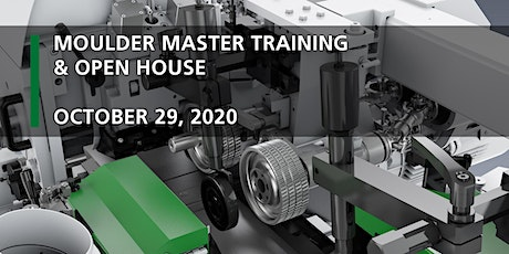 Moulder Master Training & Open House tickets