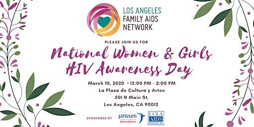 National Women & Girls HIV Awareness Day