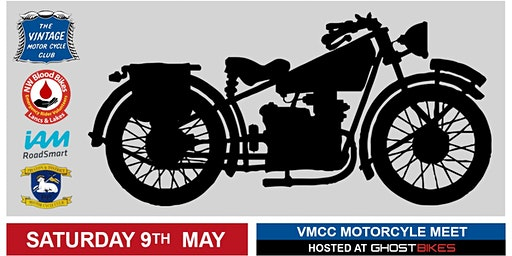 Vintage Motorcycle Club Meet - Open to all with interest in Motorcycles!