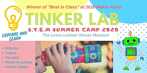 Tinker Lab S.T.E.A.M Summer Camp