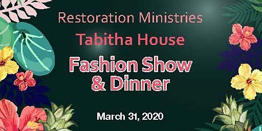 22nd Annual Tabitha House Fashion Show