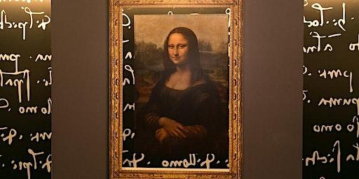 Visitas guiadas: Da Vinci Experience e suas invenções!