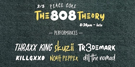 THE 808 THEORY tickets