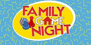 Family Board Game Night