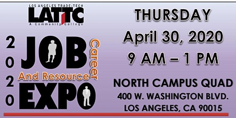 Los Angeles Trade-Technical College Annual Job/Career and Resource Expo  tickets