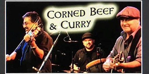 Saint Patricks Day Party with Corned Beef and Curry Band