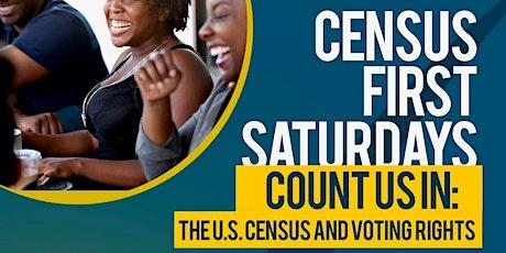 Census First Saturdays tickets