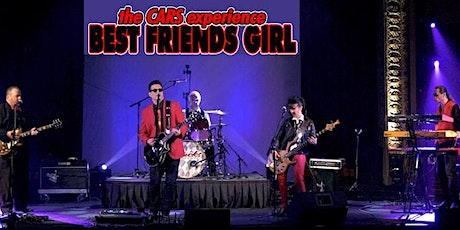 Best Friends Girl - Cars Tribute tickets