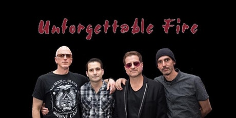 Unforgettable Fire - U2 Tribute tickets
