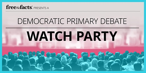 Free the Facts Debate Watch Party @ WashU in St. Louis!
