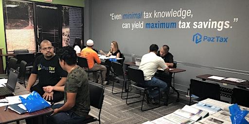 Dia de Resolución de Problemas  con el IRS