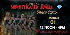 Sophisticated Jewels Dance Clinic