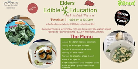 Urban Roots Edible Education tickets