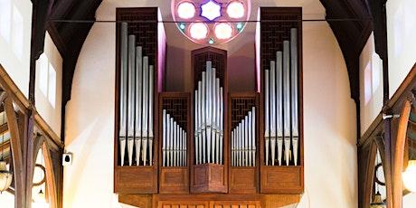 Friends of Music 50th Anniversary Organ Recital tickets