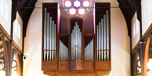 Friends of Music 50th Anniversary Organ Recital