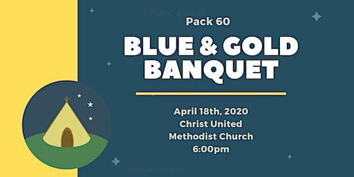 Pack 60 Blue & Gold Banquet