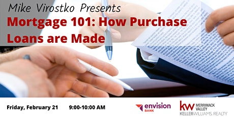 Mortgage 101: How Purchase Loans are Made w/ Mike Virostko tickets