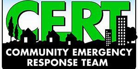 City of Redlands CERT Training November 2020 tickets