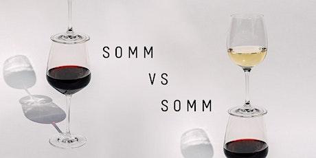 Somm vs Somm Wine Pairing Throwdown  tickets