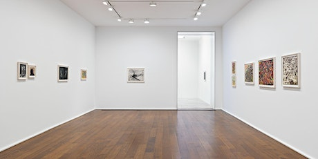 Walkthrough of 'Jack Whitten. Transitional Space. A Drawing Survey' tickets