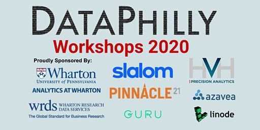 DataPhilly Workshops 2020