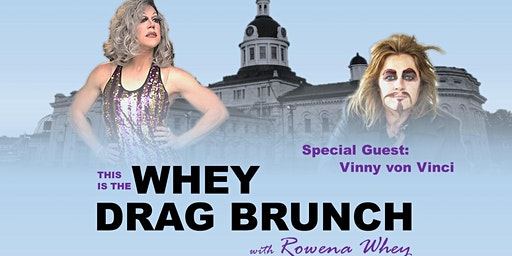 This is the Whey Drag Brunch