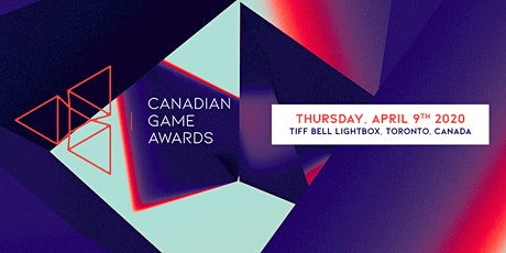 CANADIAN GAME AWARDS / LES PRIX DU JEU CANADIEN tickets
