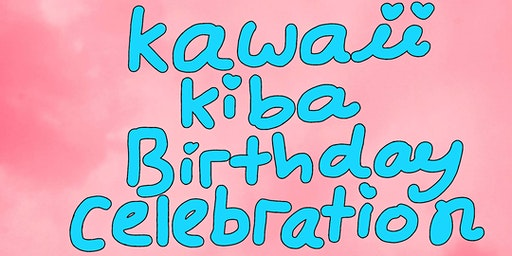 Kawaii kiba Aussie Birthday event