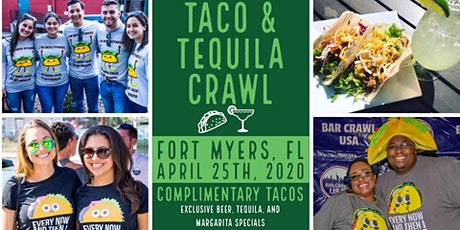 Taco & Tequila Crawl: Fort Myers, FL tickets