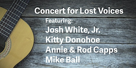 Concert for Lost Voices in Whitmore Lake tickets