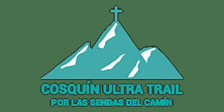 COSQUIN ULTRA TRAIL 2020 - POR LAS SENDAS DEL CAMIN entradas