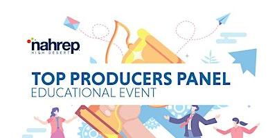NAHREP High Desert: Top Producers Panel
