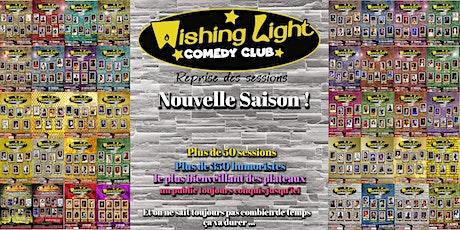 Wishing Light Comedy club billets