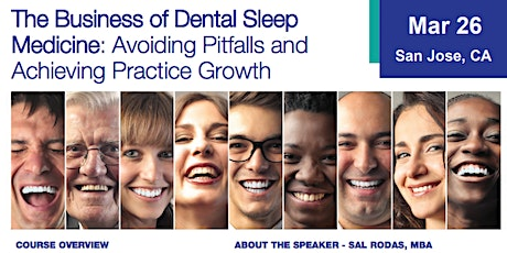 Sleep Apnea - Achieving Practice Growth tickets