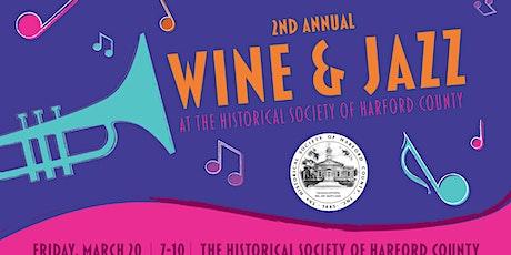 Wine & Jazz Night tickets