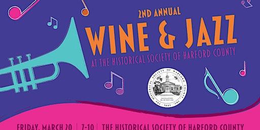 Wine & Jazz Night