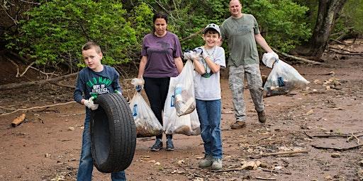 IJAMS RIVER RESCUE 2020: Cherokee Farm Park & Greenway