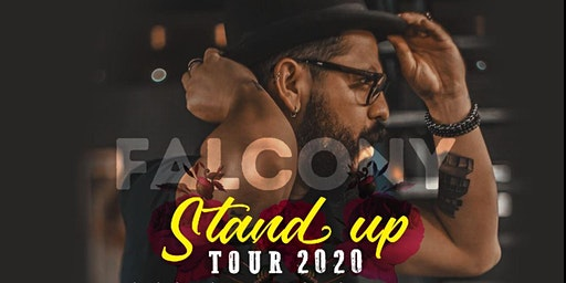Gustavo Falcón Stand Up Tour 2020