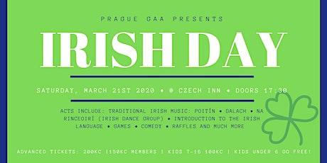 Prague Hibernians Irish Day 2020 tickets