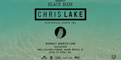 Chris Lake's Blackbook