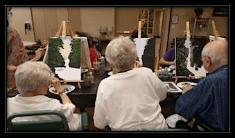 Senior Paint, Sip and Socialize-20200306