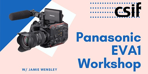 Learning the Panasonic EVA1