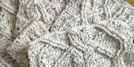 Aran Crochet tickets