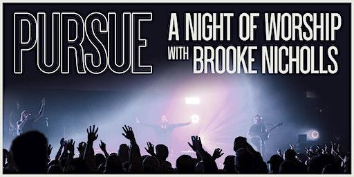 Pursue Night Of Worship - Hamilton, ON