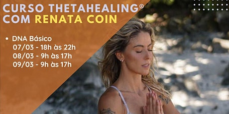Curso ThetaHealing® DNA Básico ingressos