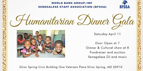 BFSSA Humanitarian Dinner tickets