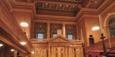 Tour the Sanctuary at Congregation Shearith Israel tickets