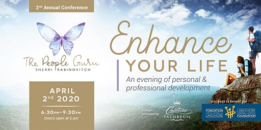 Enhance Your Life: An Evening of Professional & Career Development