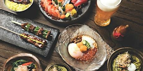 Japanese Restaurant Week tickets